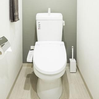 トイレは常に清潔に保っています。